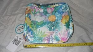 MIP Lesportsac Uluwehi XLarge Rectangular Pouch Lauren Roth Boutique Exclusive