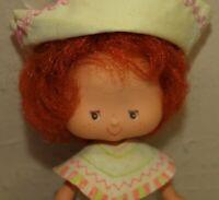 Vintage 1980's AGC Kenner CAFE OLE Doll w/ Sombrero Strawberry Shortcake Friend