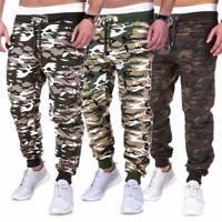 INCERUN Homme Pantalon de camouflage militaire pantalon de combat pantalon cargo