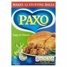 PAXO Sage & Oignon Farce Mix 2 X 170 g paquets de longue date