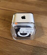 Factory Sealed Apple iPod Shuffle 4th Generation Blue (2GB)