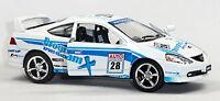 NEU: Honda Integra Type R Rennwagen Sammlermodell 1:34 weiß von KINSMART