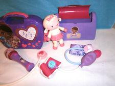 Doc McStuffins Mp3 Player, Dr's Bag, Lambie & Accessories