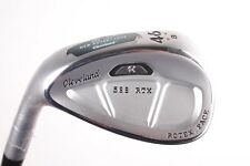 NEW CLEVELAND RTX CAVITY ROTEX SATIN 46/8 PITCHING WEDGE STEEL SHAFT LEFT HAND