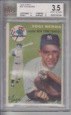 1954 Topps #50 Yogi Berra Yankees BVG 3.5 VG+ Z10014 - BVG Vg+ (3.5)