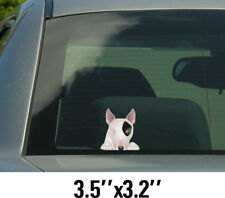 Bull Terrier Stickers, Decals 001