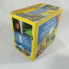 THE COMPLETE NATIONAL GEOGRAPHIC CD-ROM SET