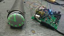 Mini 5 cm CRT oscilloscope cathode ray tube 5LO38I FOR DIY, NOS, BOXED