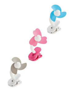 🔥 Mamia Pushchair Clip On Fan Baby Buggy Pram Brand New Fast & Free Ship 🚚✅