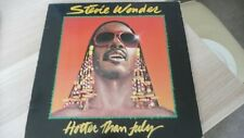 stevie wonder-hotter than july-vinyl LP