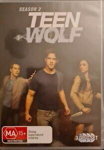 Teen Wolf : Season 2 (DVD, 2013, 3-Disc Set)