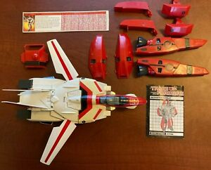 Transformers G1 Jetfire Complete with Instruction Booklet and Specs