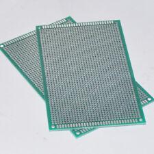 2PCS Prototype Solderless 9X15cm PCB Board Protoboard Breadboard Perfboard DOT