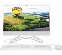 "HP 22c0058na 21.5"" All In One Desktop PC Intel Celeron J4005 128Gb SSD 4Gb RAM"