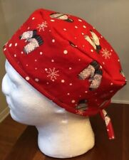 Winter Men's Surgical Scrub Hat - Skull Cap
