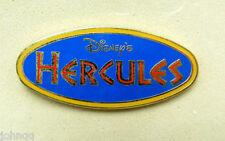 Disney Pin - 4507 Hercules Commemorative Set (Logo)
