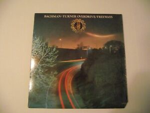 Bachman Turner Overdrive Freeways