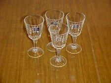 CrisD'Arques Durand Crystal Chantelle Cordial Glass Set