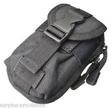 Condor MA45 Tactical iPouch Molle pack for your iphone, camera, tool - Black