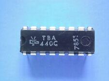 TBA440C  Monolithic Video IF Amplifier  SESCOSEM
