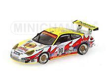 Minichamps 1:43 400 046990 PORSCHE 911 GT3 RSR #90 24H LE MANS 2004 NEW