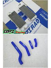 GPI Yamaha YZF450 YZ 450 F WR450 WR 450 03-05 04 2003 04 radiator and BLUE hose