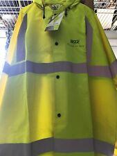 PromoVorx Waste Management Work Men Reflective Protect Rain Gear Jacket Size Xl