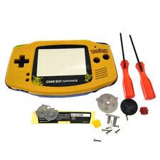 GBA Nintendo Game Boy Advance Replacement Housing Shell Screen Pokemon Limited