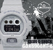 Casio G-Shock Heathered Color Series Grey Watch GDX6900HT-8D GD-X6900HT-8D