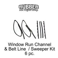 1992 - 1999 Chevy GMC Blazer Jimmy Tahoe Yukon Window Channel / Beltline Kit