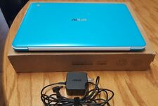 "1 Asus Chromebook C300SA 13.3"" Notebook Computer, Light Blue #C300SA-DS02-LB"