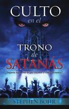 Culto en el Trono de Satanas Spanish Books