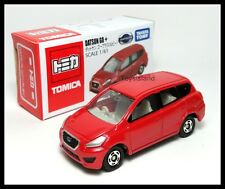 TOMICA DATSUN GO+ 1/61 RED TOMY Sold in Asia Market Diecast Car