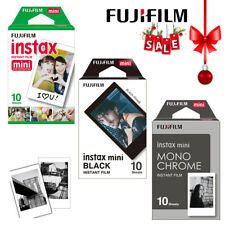 Fujifilm Instax Monochrome + Black + White Film 30 Photos - Mini 8 9 50 70 90 AU