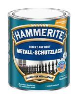 Hammerite Metallschutz-lack matt 750 Ml schwarz