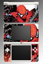 Spiderman Amazing Spider Man Movie Game Vinyl Skin Cover 4 Nintendo DSi XL