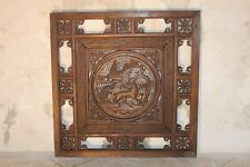 Antique and Very Beautiful Panel Chinese Wooden