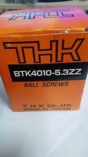 THK BTK4010-5.3ZZ  Ball Screw  1ea