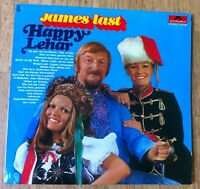 JAMES LAST Happy Lehar LP
