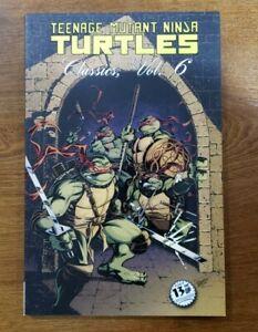 TMNT Teenage Mutant Ninja Turtles Classics Vol. 6 TPB OOP NEW 2013 IDW McCullum