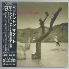 TONTON MACOUTE same s/t   JAPAN mini lp cd papersleeve cd AIRAC-1593  sealed NEW