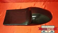 DUCK BILL CAFE RACER STYLE SEAT NEW & UNUSED FINISHED IN BLACK