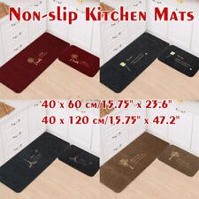 Modern Non-slip Entrance Door Floor Rug Mat Kitchen Carpet Bathroom Home Decor