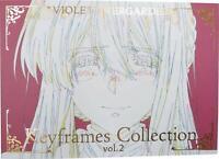 Violet Evergarden Keyframes Collection vol.2 Japan Anime Illustration Art Book