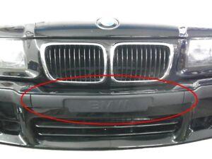 BMW E36 Zierleiste M Technic Stossstange vorne ohne Nummerschildträger