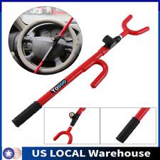 Universal Steering Wheel Lock Anti Theft Security System Car Truck SUV Auto