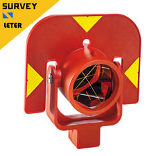 """NEW -Leica """"Style"""" GPR111 Circular Prism with Holder for Total Station Survey"""
