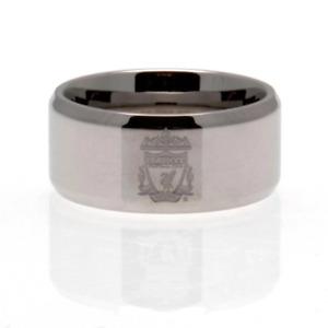 Liverpool FC Band Ring Medium
