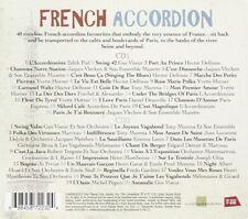FRENCH ACCORDION 2 CD (Edith Piaf, Gus Viseur, Hector Delfosse) NEUF