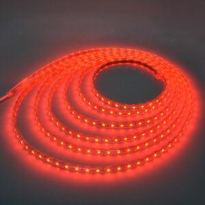 1M-20M 5050SMD LED Strip 220V Flexible Tape Rope Light Lamp Waterproof 60leds/m
